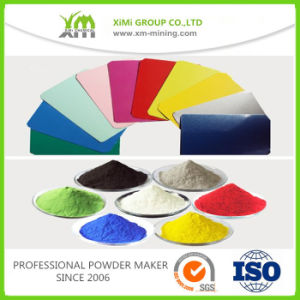 Excellent Comprehensive Properties Saturated Polyester Resin for Tgic Dry Blend Matt Powder Coatings pictures & photos