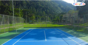Environmental Protection Tennis Court pictures & photos