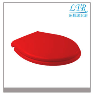 Slow Close Bathroom Ware Duroplast Toilet Seat pictures & photos