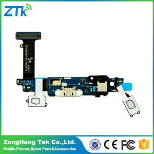 Best Quality Phone Flex Cable for Samsung Galaxy S6 Edge Charging Port pictures & photos
