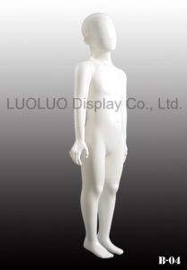 High Glossy Children Mannequin for Dress
