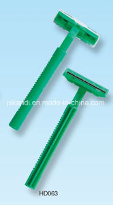 Good Quality Twin Blade Disposable Shaving Razor Blades pictures & photos