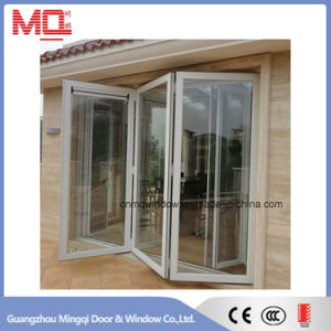 Hot Sale American Style Aluminum Folding/Bifold Doors Design pictures & photos