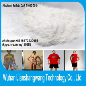 Albuterol Sulfate CAS 51022-70-9 Weight Loss for Bronchial Asthma Treatment pictures & photos