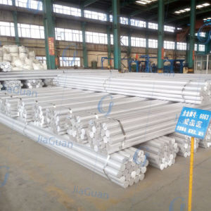 6063 Extrusion Aluminium Bar Chinese Supplier pictures & photos