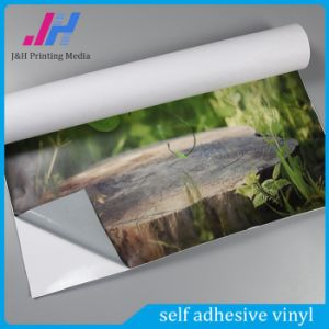 PVC Sticker Vinyl for Advertising and Decoration (140g) pictures & photos