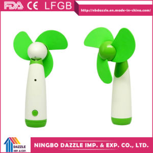Cheap Plastic High Speed Mini Battery Handy Fan pictures & photos