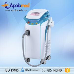 Real Sapphire Cooling for Our Diode Laser Machine From Apolomed. pictures & photos