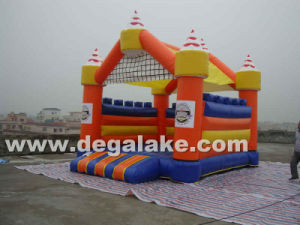 Inflatable Toys Wholesale, Inflatable Ice Cream Bouncy House pictures & photos
