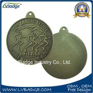 Zinc Alloy Metal Souvenir Sport Award Medal pictures & photos
