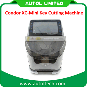 Original Condor Xc-Mini Master Series Automatic Key Cutting Machine Xc-Mini 007 with English Version pictures & photos