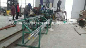 Small Horizontal Brass/Bronze Strip/Pipe Casting Machine pictures & photos