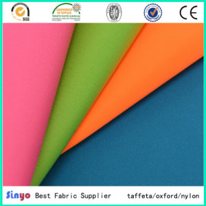Customed Textile Wholesale Waterproof Oxford 1000d Fabric for Retail pictures & photos