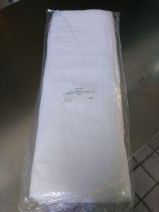 Absorbent 100% Cotton Gauze Roll, Jumbo Roll, Gauze Zigzag, Gasas