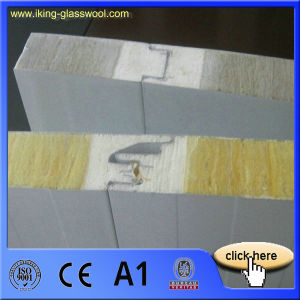 Cheap Price EPS/PU/Rockwool/Glass Wool Sandwich Panel pictures & photos