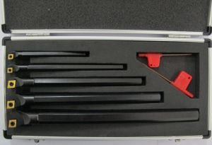 Cutoutil Set-Sclcr 95degree Indexable  Boring Bar Set Turning Tools Set pictures & photos