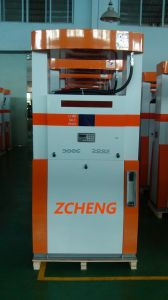 Zcheng Diesel Pump Petrol Station Fuel Dispensing Equipment Four Nozzle pictures & photos
