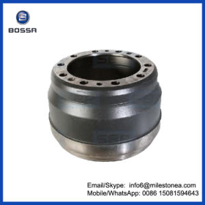 Truck Spare Parts Brake Drum 1599011 for Volov pictures & photos