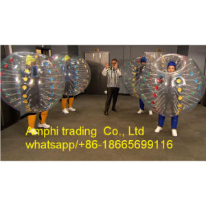 Inflatable Shining TPU or PVC Bumper Balls for Kids & Adults