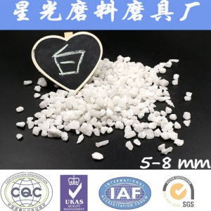 White Natural Corundum Price for Grinding Wheel and Abrasives pictures & photos