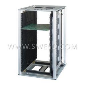 SMT PCB Antistatic ESD Magazine Rack (3W-9805301Q/QG) pictures & photos