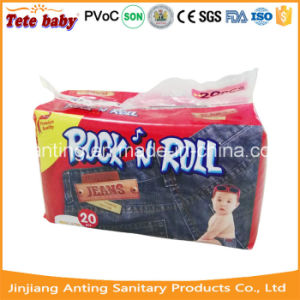 OEM Baby Diapers Manufacturer, 2017 New Sleepy Baby Diaper, Rock N Roll Baby Diaper pictures & photos