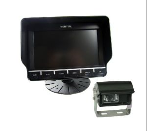 7 Inch Monitor with CCD Night Vision Reversing Camera pictures & photos