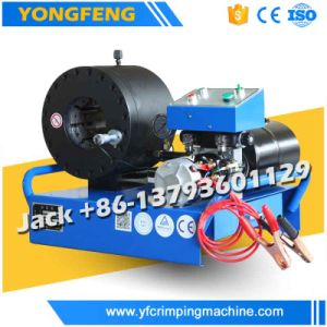 Yongfeng Hot Sale Vehicle-Mounted Hydraulic Hose Crimper