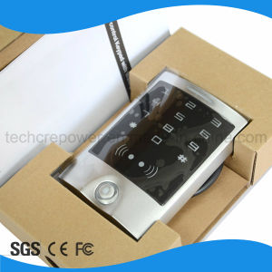Waterproof Standalone and Networked Door Lock with Touch Keypad for Access Control System pictures & photos