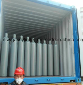 99.999% Welding Argon Gas Filling in High Pressure Cylinder pictures & photos