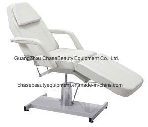 White Hydraulic Facial Bed Massage Bed SPA Salon Equipment pictures & photos