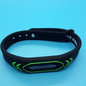Event ticketing RFID contactless CIPURSE move smart bracelet pictures & photos