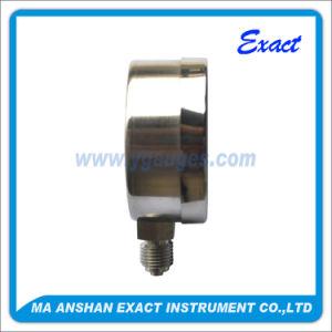 All Stainless Steel Pressure Gauge-Vacuum Air Pressure Gauge-Bourdon Tube Pressure Gauge pictures & photos