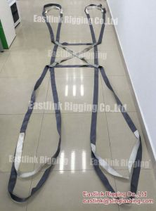 Polyester Sling Mariner with Wll 1600kg, Sf6: 1