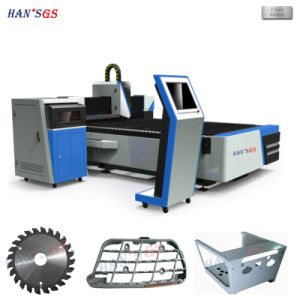 High Efficiency 2000W Stainless Steel Plate CNC Laser Cutter pictures & photos