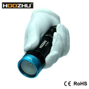 Hoozhu V11 Diving Video Lantern Waterproof 100m Underwater Video Lantern pictures & photos