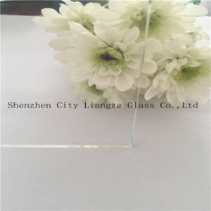 2.3mm Thin Clear Float Glass for Electronic Appliances/Automotive Vehicles/PVB Back Glass pictures & photos
