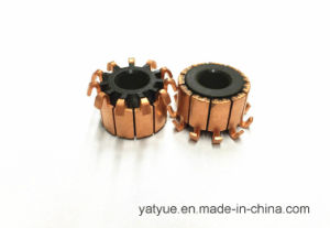 Top Quality DC Motor Commutator for Electric Motor 11 Hooks pictures & photos