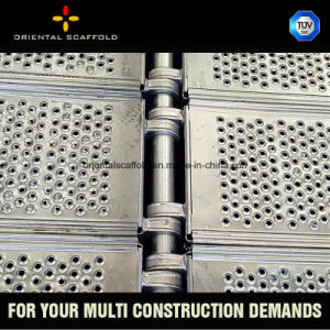Perforated Steel Scaffolding Plank pictures & photos