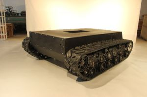 RC Robotic Tank Chassis Komodo Series (K08-SP6MSAT9) pictures & photos