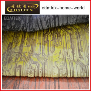 100%Polyester Fabric EDM0772 pictures & photos