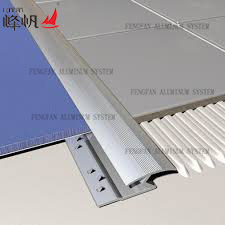 Aluminum Carpet Profile Z Edge Carpet Trim pictures & photos