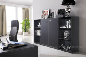 Hot Sale Wooden Office Filing Cabinet (C3) pictures & photos