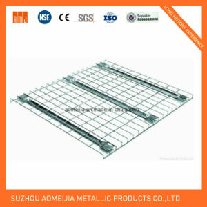 Steel Mesh Wire Mesh Deck for Rack Storage Pallet pictures & photos