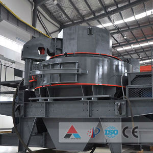 Sand Crusher Machine Vertical Shaft Impact Crusher Crushing Screening Equipment pictures & photos