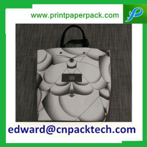 Luxury Lamination Costomized Gift Paper Bag with Twisted Handle pictures & photos