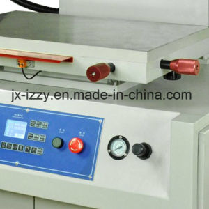Semi Automatic Cylinder Flat Screen Printing Machine pictures & photos