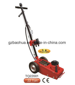 TQ22001 Pneumatic Floor Jack 22T pictures & photos