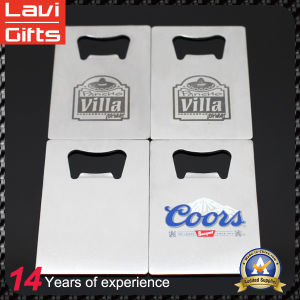 Customized Hot Sale Bottle Opener with Custom Printing Logo pictures & photos