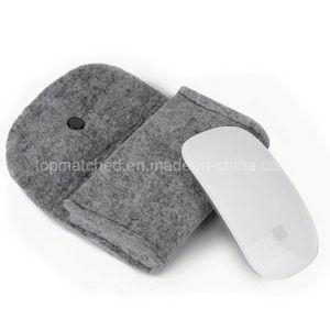 New Arrival Eco-Friendly Woof Felt Handbag Laptop Tablet Case for MacBook pictures & photos